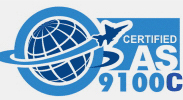 Certified AS 9100C