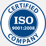 Certified Company | ISO 9001:2008